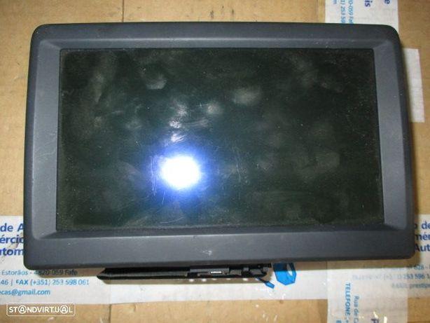 Display/Relogio 4E0919603F BE6312 AUDI / A8 / 2006 / GPS /