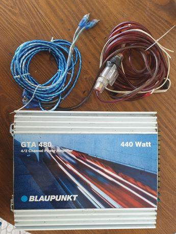 Amplicador blaupunkt gta 480