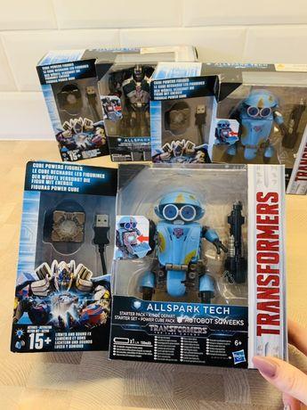 """Transformers Autobot SQWEEKS C3481 """"The Last Knight"""" Ostatni Rycerz N"""