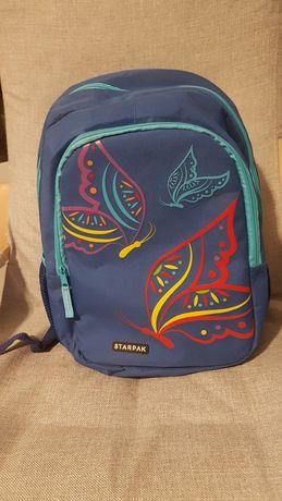 Plecak szkolny dziewczęcy Nowy