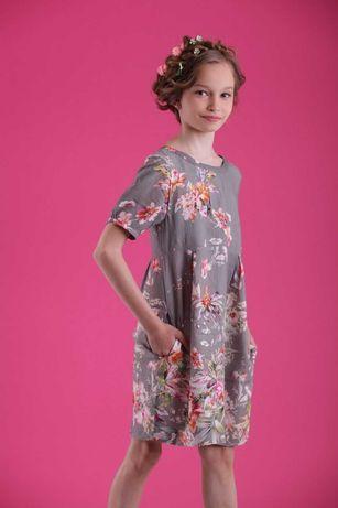 Платье Zara на 8-10 лет