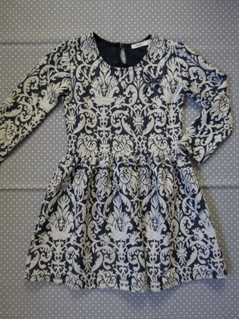 Vestido Sfera 6-7 Anos