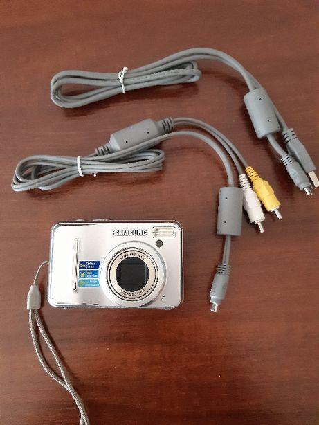 cyfrowy aparat fotograficzny Samsung S1060