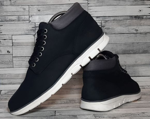 43р. Кожаные кроссовки ботинки Timberland. Оригинал