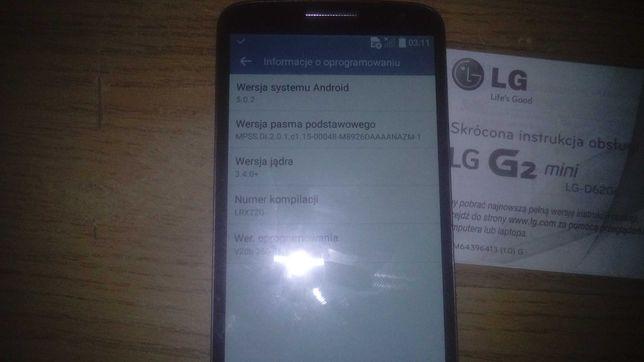 Sprzedam telefon Lg g2 mini idealny na prezent