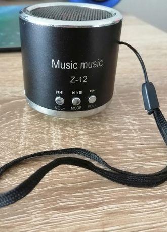 Głośnik MP3 Darmowa Wysyłka Music Music Z-12 /RADIO/MICROSD/USB/