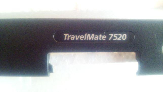 Крышка ноутбука Acer TravelMate 7520