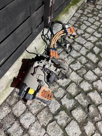 Silnik elektryczny citroen DS5 hybrid4 / uszkodzony /