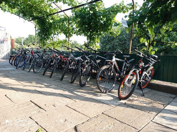 Велосипеды с Германии