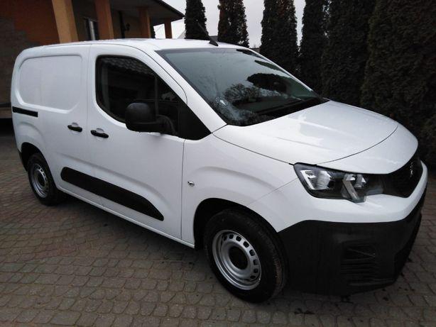 Peugeot Partner 45 200 PLN Cena Brutto, Faktura VAT 2020 VAT-1