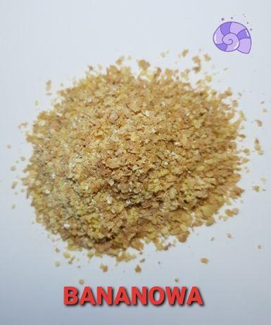 Achatina Lissachatina Archachatina ślimaki olbrzymie karma pokarm