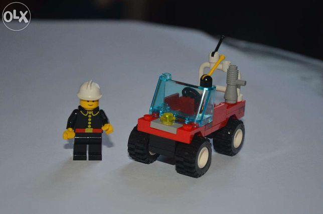 Klocki Lego.