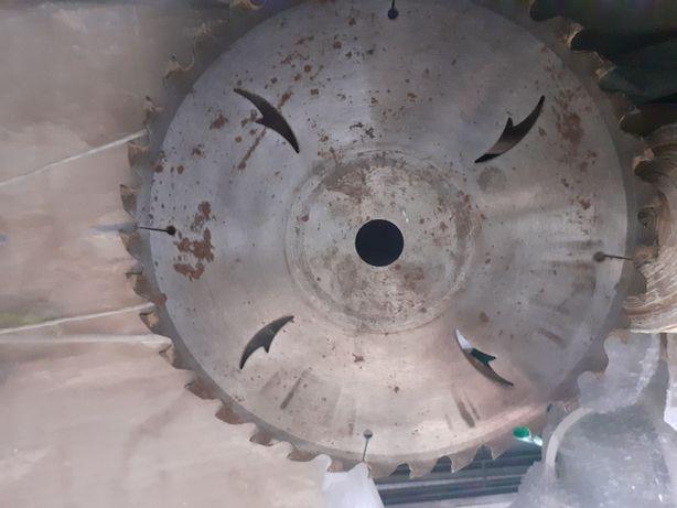 Пила дисковая,500мм  внутренний диаметр отверстия 50 мм