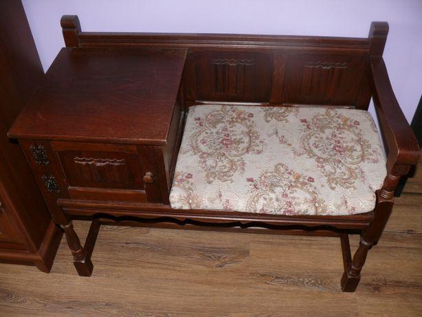 Mebel szafka - ława z epoki drewno