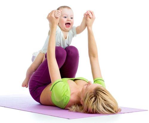бейбі фитнес,бейби йога(1.5-3 роки)