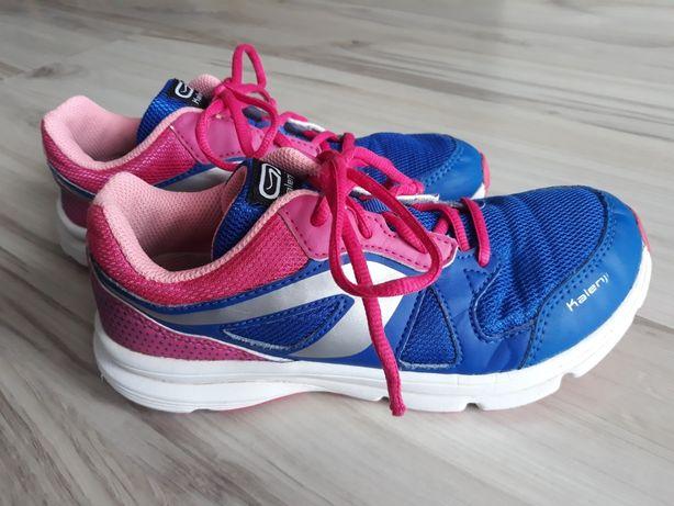 Dziewczęce adidasy buty sportowe Kalenji rozm. 36