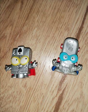Super Zings seria 4 figurka srebrna