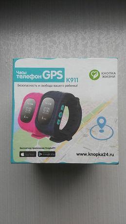 Часы телефонGPS K911