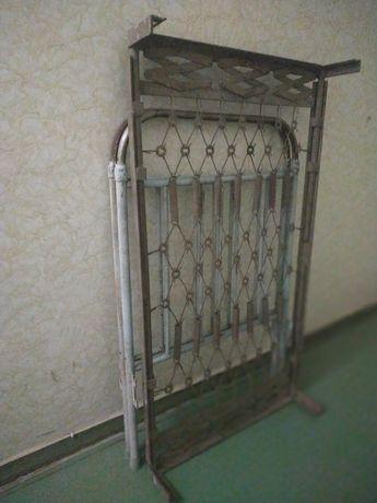 Подростковая металлическая кровать