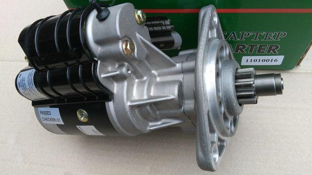 Стартер редукторный МТЗ 80,82,ЮМЗ,Т40,Т25,Т16 усиленный Словак 3.5 кВт