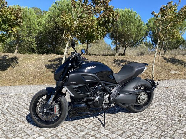 Ducati Diavel nacional c/muitos extras da rizoma