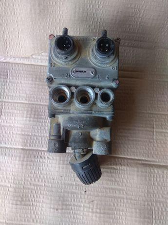 Головний тормозний кран Wabco Daf Xf Cf E3 1455027 4800015000