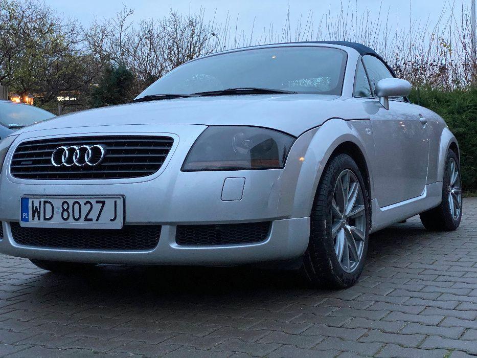 Audi TT 8N Roadster 224KM quattro 2001r + hardtop Warszawa - image 1