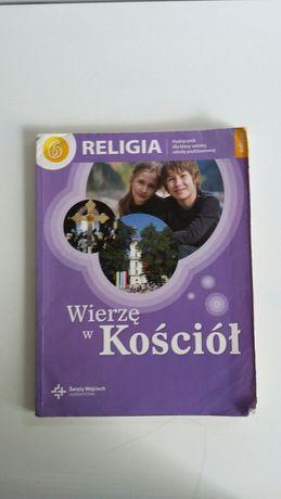 6 klasa  Religia Szkoła Podstawowa podręcznik