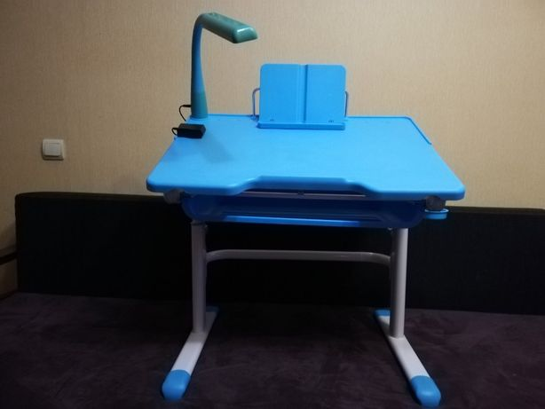 Парта растишка + стул б/у (письменный стол)