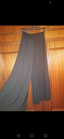 Calças largas leves