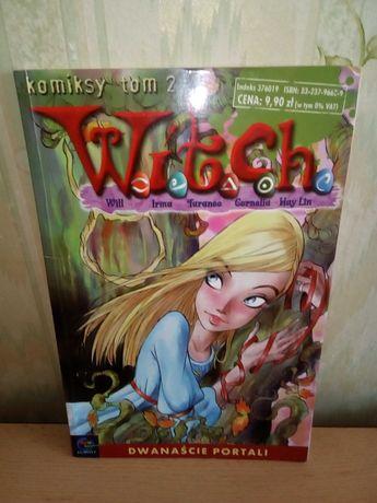 Komiks *Witch * tom 2 * Dwanaście portali