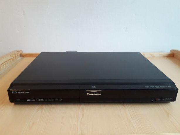 Dekoder DVB-T z nagrywarką i dyskiem twardym.