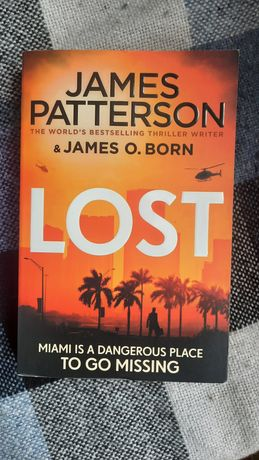 Lost  byJames Patterson