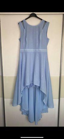 Pièkna sukienka r.42