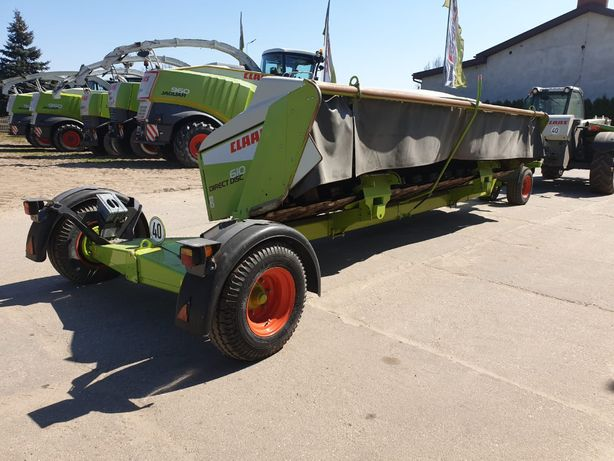Claas Direct Disc 610 rok 2009 Typ 494, 498