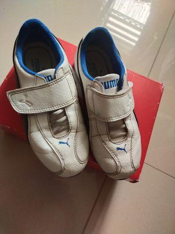 Adidasy Puma dziecięce