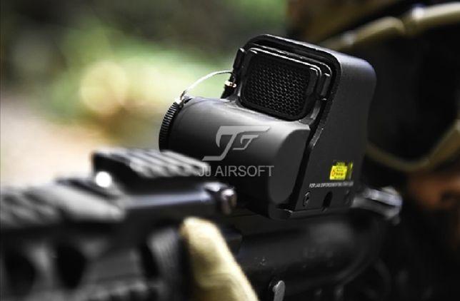 KILL FLASH Lens Guard para Holo Sights Airsof NOVO