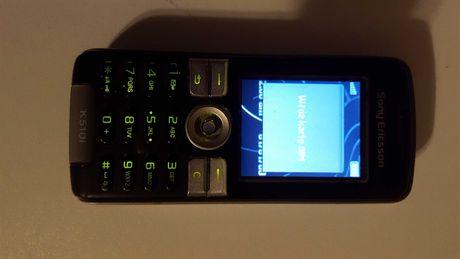 SONY Ericsson telefon K510i na części