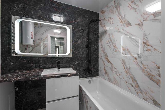 Продам квартиру 50 м2 с дизайнерским ремонтом в новом доме в центре