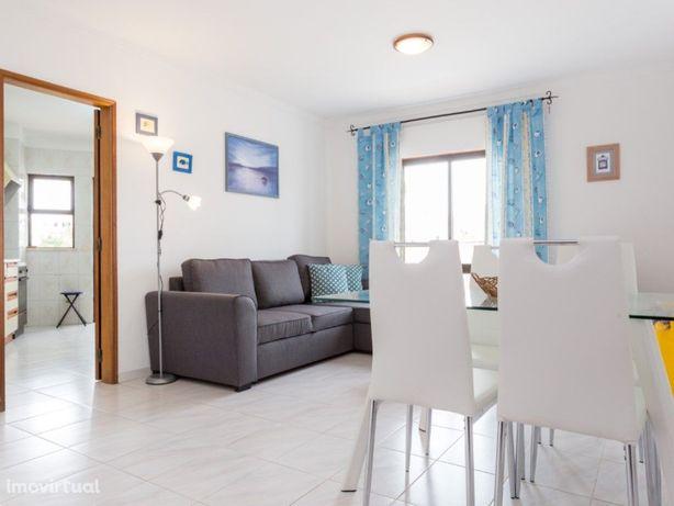 Apartamento T1 Vista Rio - Renovado, equipado e Mobilado