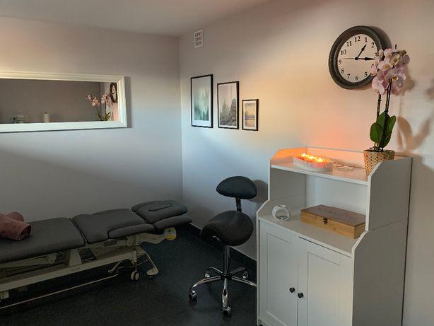 Masaż leczniczy, relaksacyjny z dojazdem do pacjenta