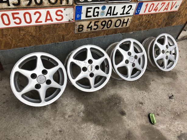 Продам диски r13 4/108 5,5j et17 ford citroen пежо