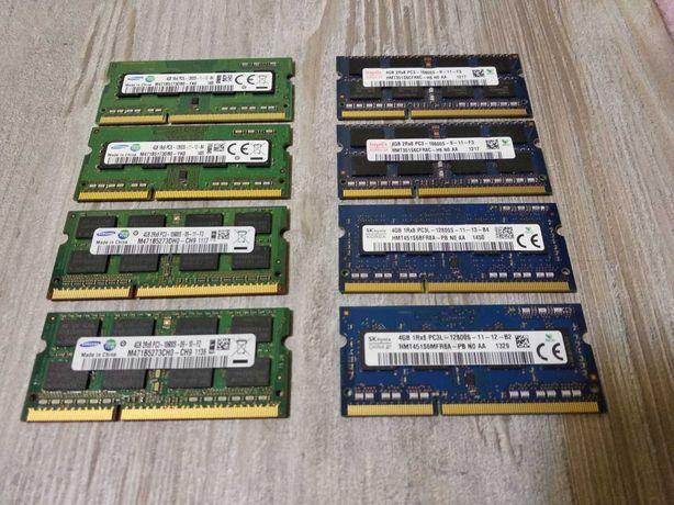 SODIMM Оперативная память 4gb DDR3-1333/1600 PC3-10600/12800 1.35/1.5v