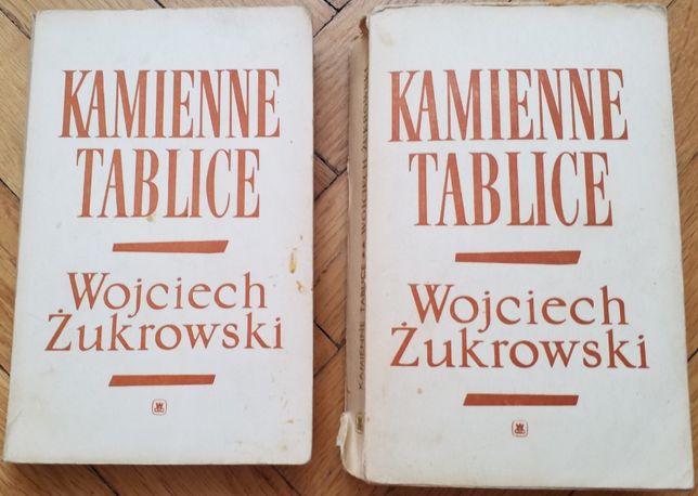 Kamienne tablice. Wojciech Żukrowski