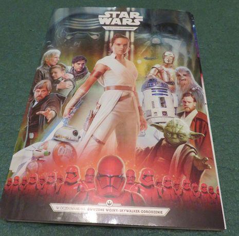 Album kolekcjonerski Star Wars