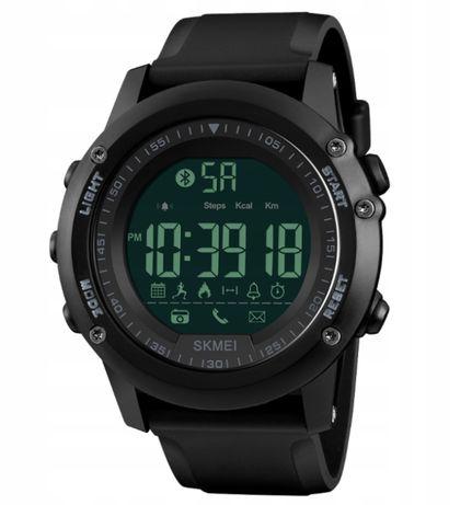 Nowy SKMEI Zegarek KROKOMIERZ Bluetooth KCAL 1321 #1321 Smart Watch