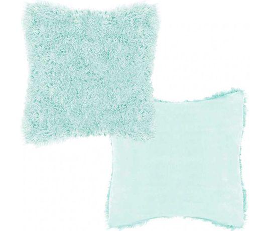 Puchata poduszka poszewka na poduszkę 40x40 NOWA Włochacz kolory
