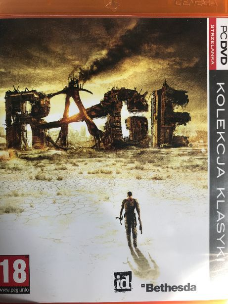 Rage na PC - klasyk!