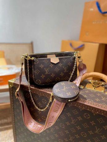 Cумка Louise Vuitton Multi Pochette