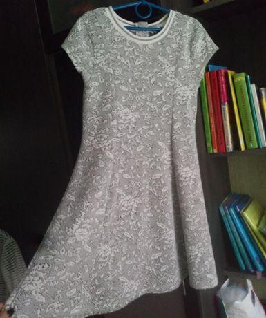 Платье красивое на девочку 8-10 л.Нежное фирменное платье